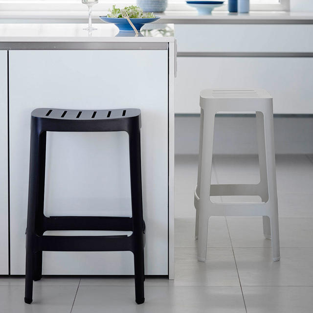 Buy Cut Bar Stools And Tables By Cane Line The Worm That