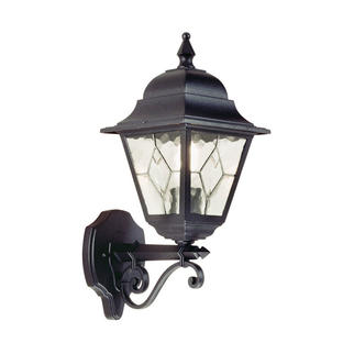 Cardiff Outdoor Pillar Lighting Norfolk Wall Lanterns