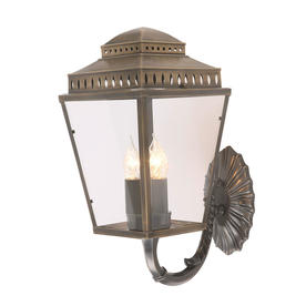 Mansion House Outdoor Wall Lanterns
