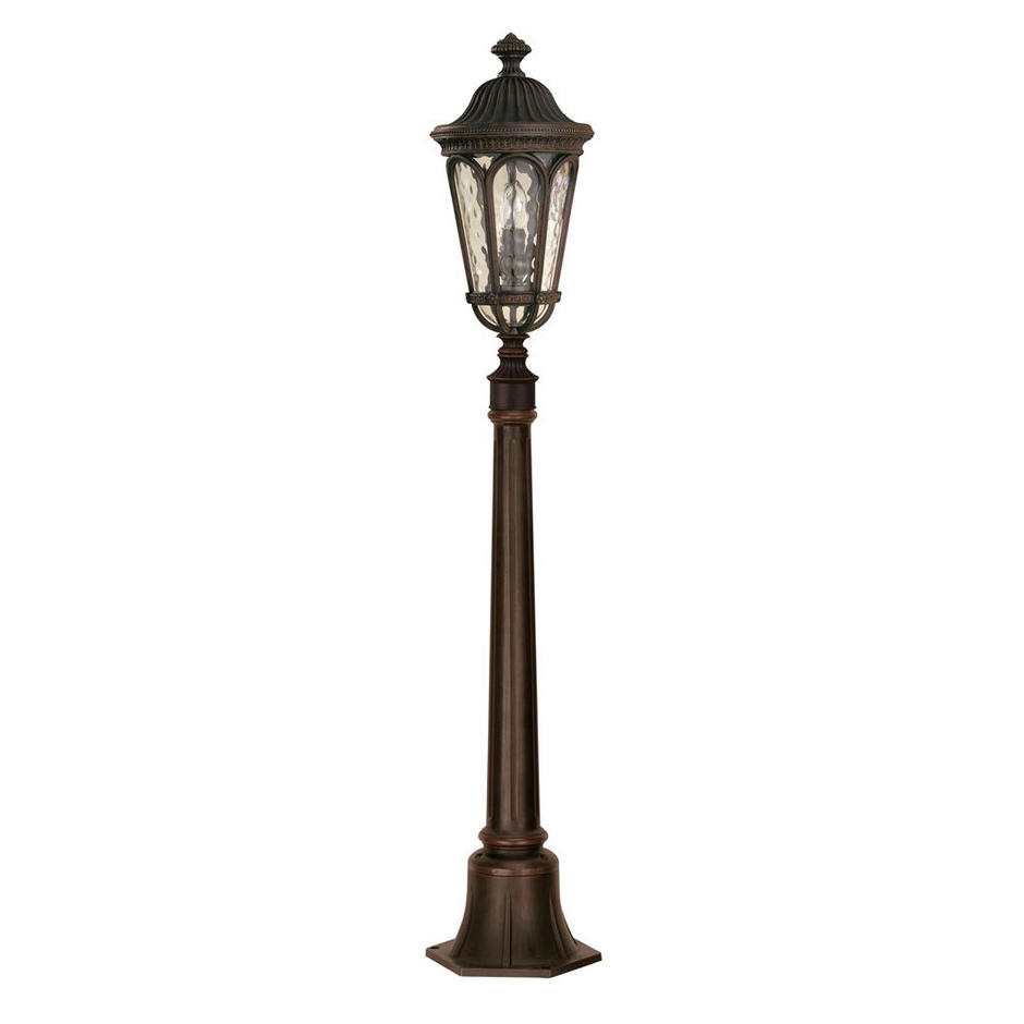 Regent Court Outdoor Pillar/Post Lanterns