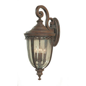 English Bridle Outdoor Wall Lanterns