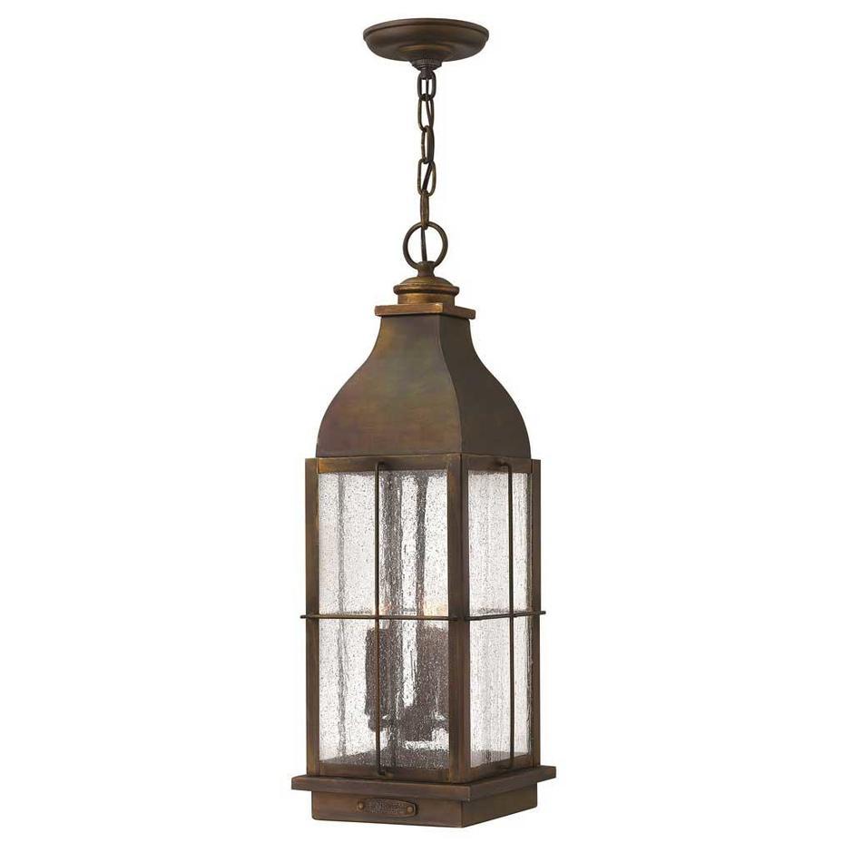 Bingham Outdoor Hanging Lanterns