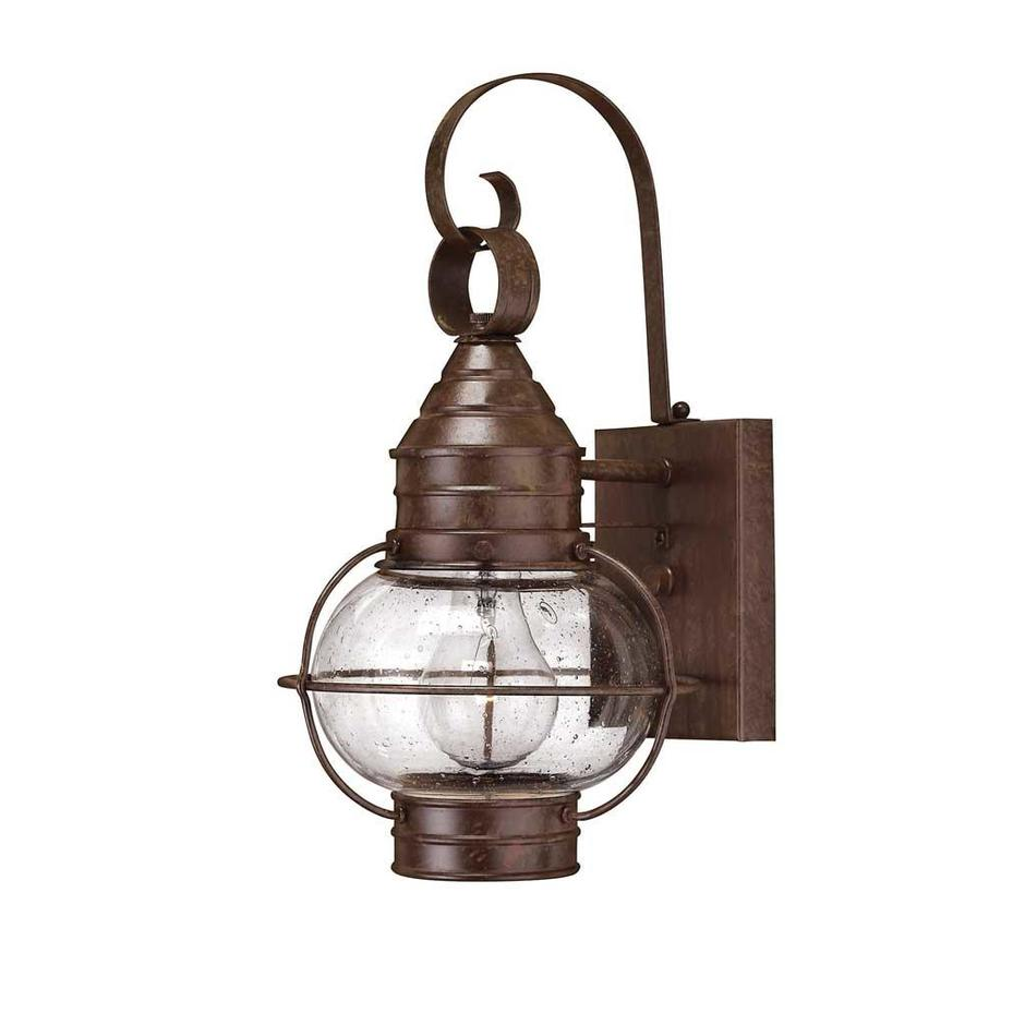 Cape Cod Outdoor Wall Lanterns