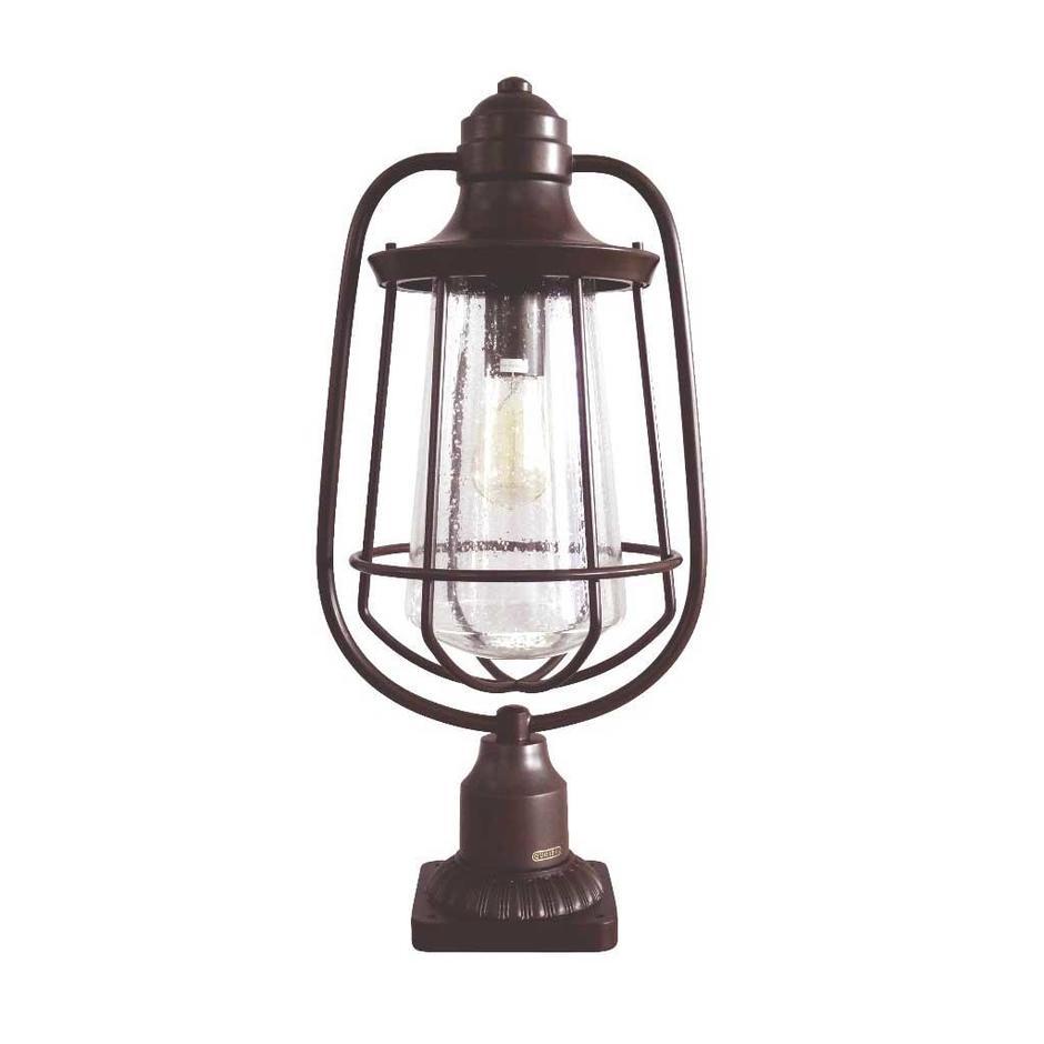 Marine Outdoor Pedestal Lantern