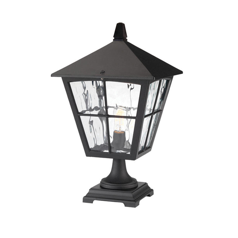 Edinburgh Outdoor Pedestal Lantern