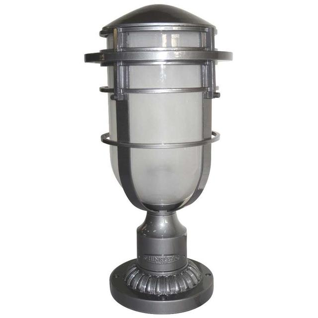 Parish Mini Pedestal Lantern: Buy Reef Outdoor Pedestal Lanterns By Hinkley Lighting