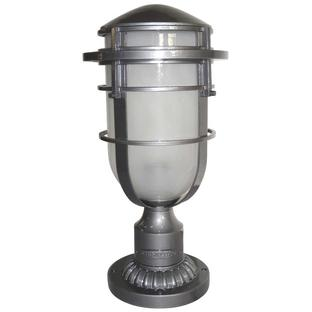 Reef Outdoor Pedestal Lanterns