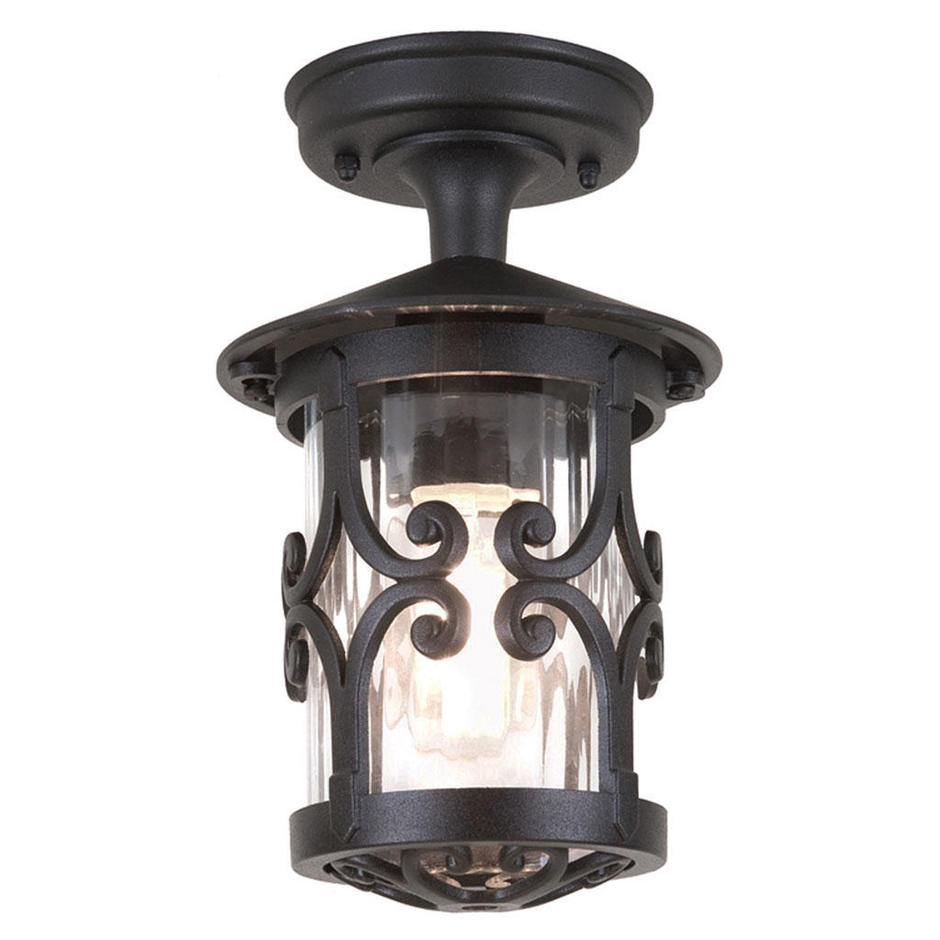 Hereford Scroll Outdoor Hanging Lanterns