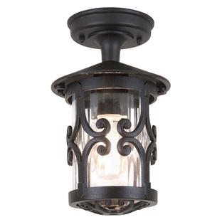 Hereford Scroll Porch Lantern