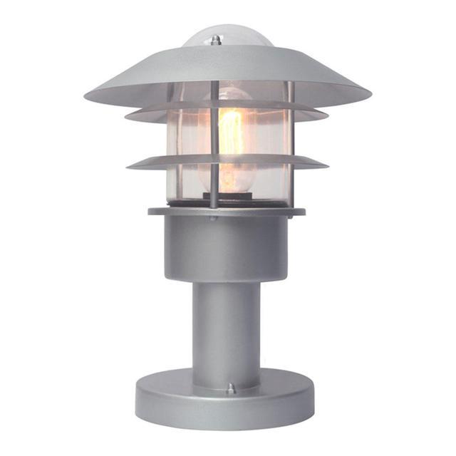 Buy Helsingor Outdoor Pedestal Lantern By Elstead Lighting