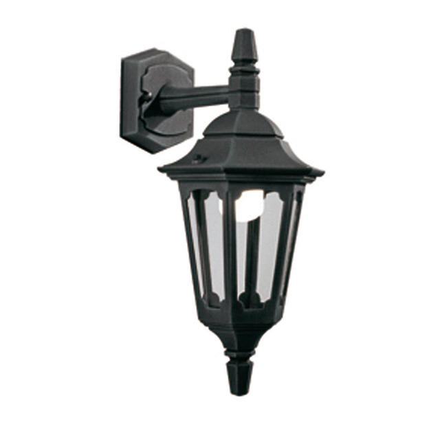 Parish Mini Pedestal Lantern: Buy Parish Mini Outdoor Wall Lanterns By Elstead Lighting