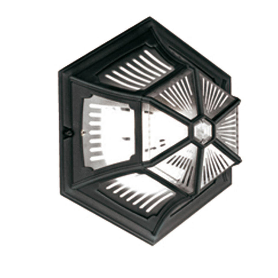 Parish Outdoor Flush Ceiling Lantern