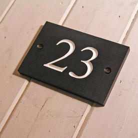 Eco House Numbers 1-24