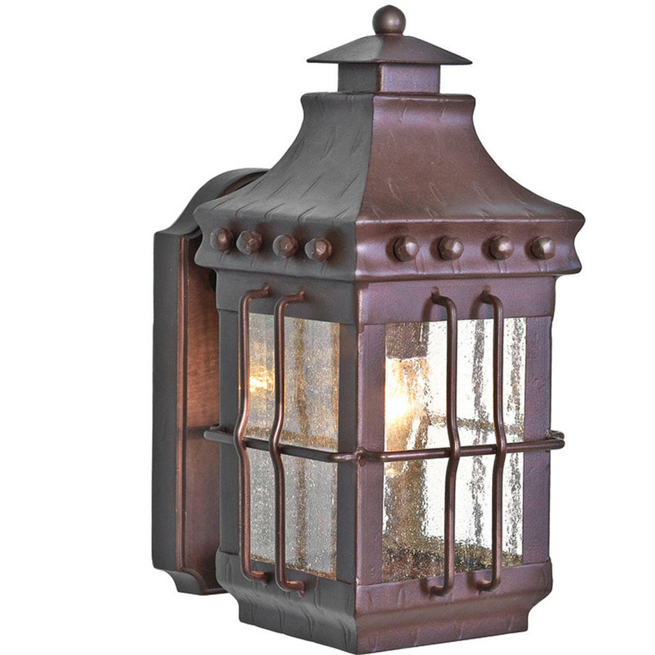 Merrow Outdoor Wall Lantern