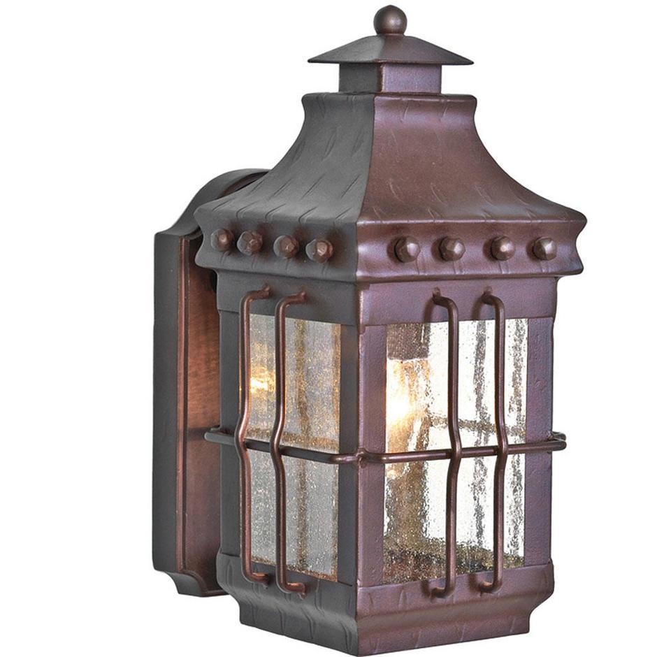 Merrow Outdoor Wall Lantern