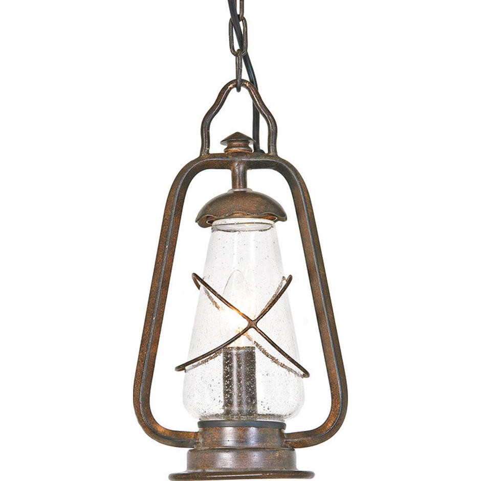 Miners Outdoor Hanging Lantern