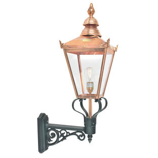 Chelsea Outdoor Up Wall Lantern