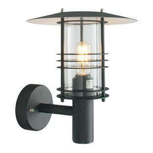 Stockholm Grande Outdoor Wall Lanterns