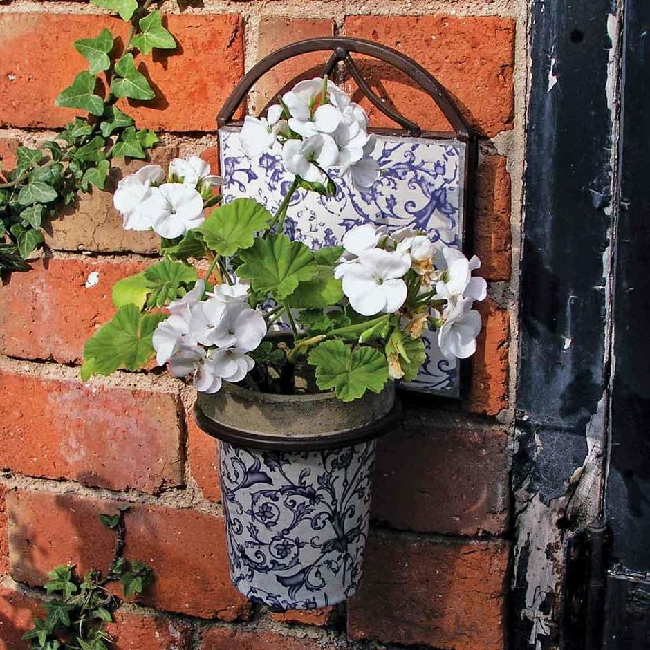 Single Wall Potholder & Pot