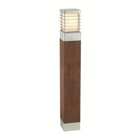 Halmstad Wooden Outdoor Bollards