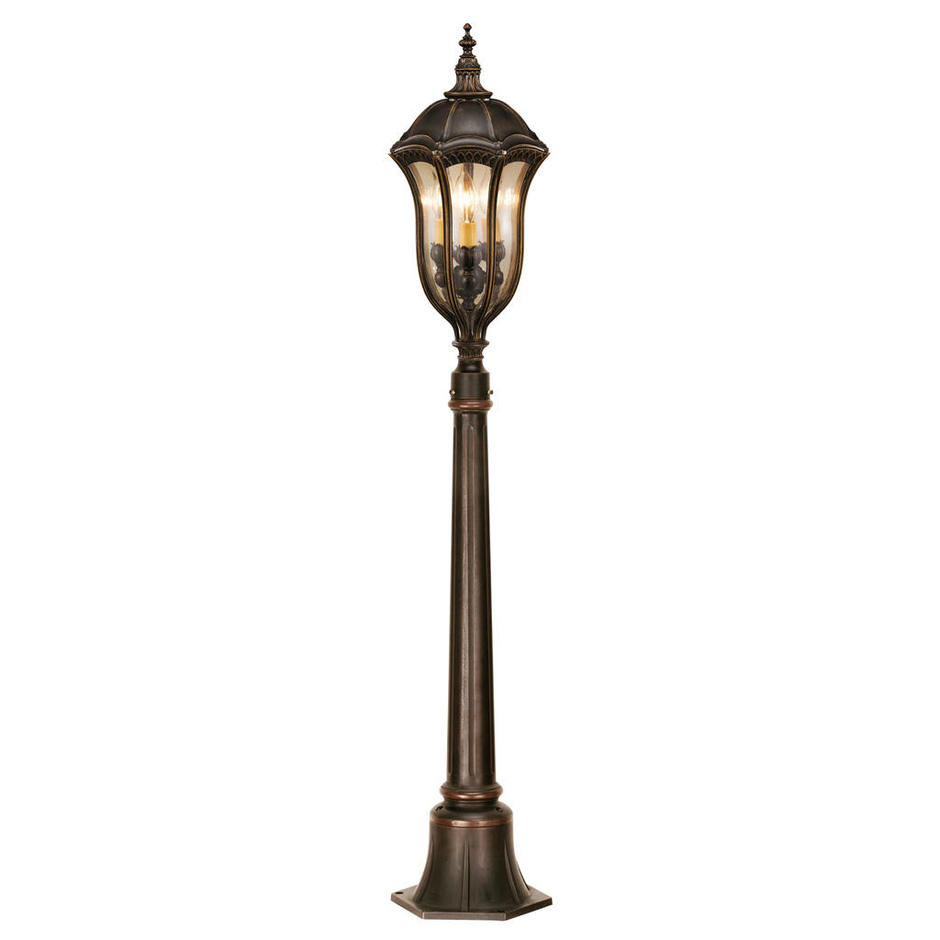Baton Rouge Outdoor Pillar/Post Lanterns