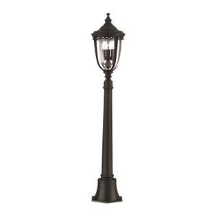 English Bridle Outdoor Pillar Lantern