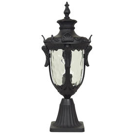 Philadelphia Outdoor Pedestal Lanterns