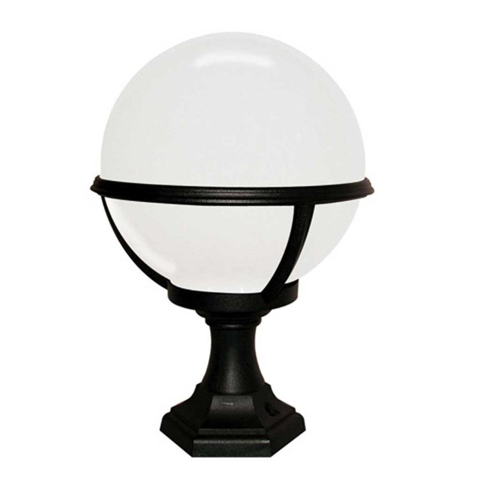 LED Glenbeigh Outdoor Pedestal Lantern