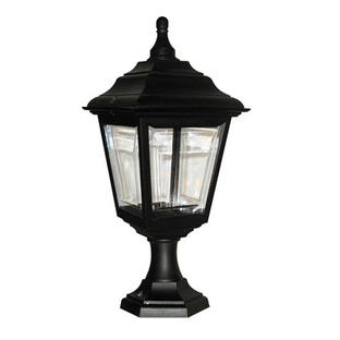 Kerry Outdoor Pedestal Lantern
