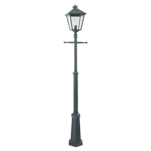 Turin Grande Outdoor Single Post Lanterns