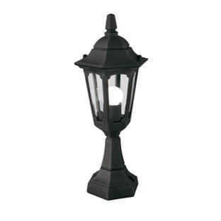 Parish Mini Outdoor Pedestal Lantern
