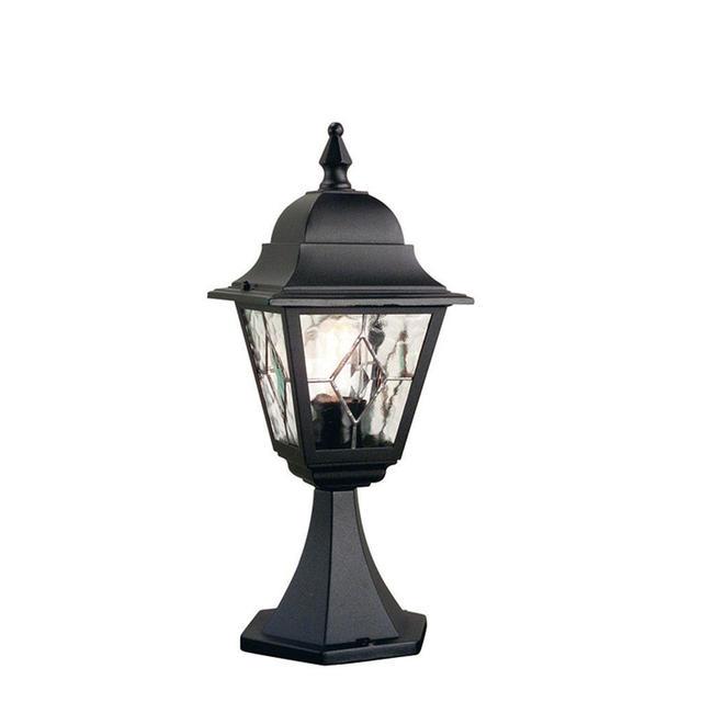 Outdoor Lamp Post Amazon: Buy Norfolk Outdoor Pedestal Lantern By Elstead Lighting