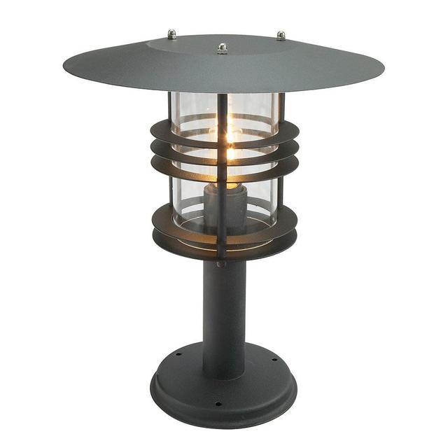 Buy Hornbaek Outdoor Pedestal Lantern By Elstead Lighting: Buy Stockholm Grande Outdoor Pedestal Lanterns By Norlys