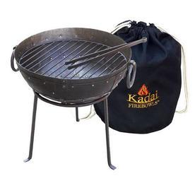 Travel Kadai Firebowl Kit