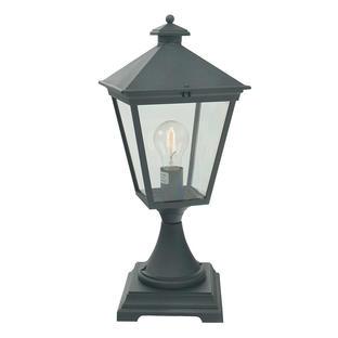Turin Grande Outdoor Pedestal Lanterns