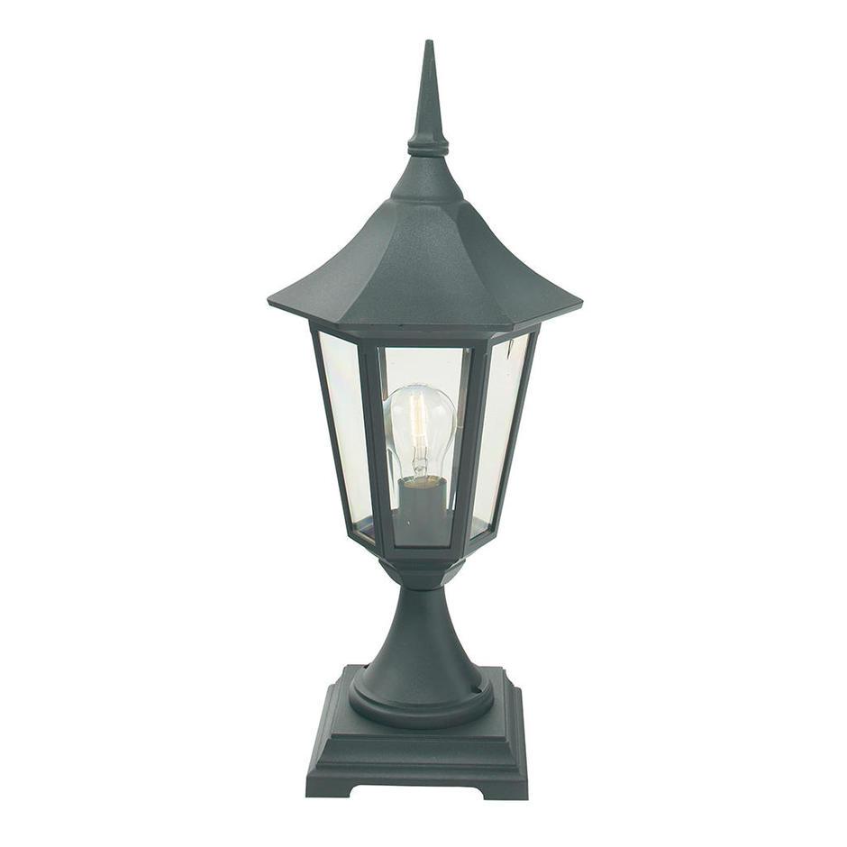 Valencia Outdoor Pedestal Lantern