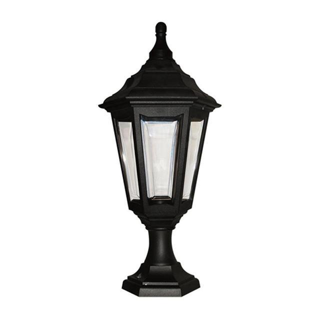 Buy Hornbaek Outdoor Pedestal Lantern By Elstead Lighting: Buy Kinsale Outdoor Pedestal Lantern By Elstead Lighting