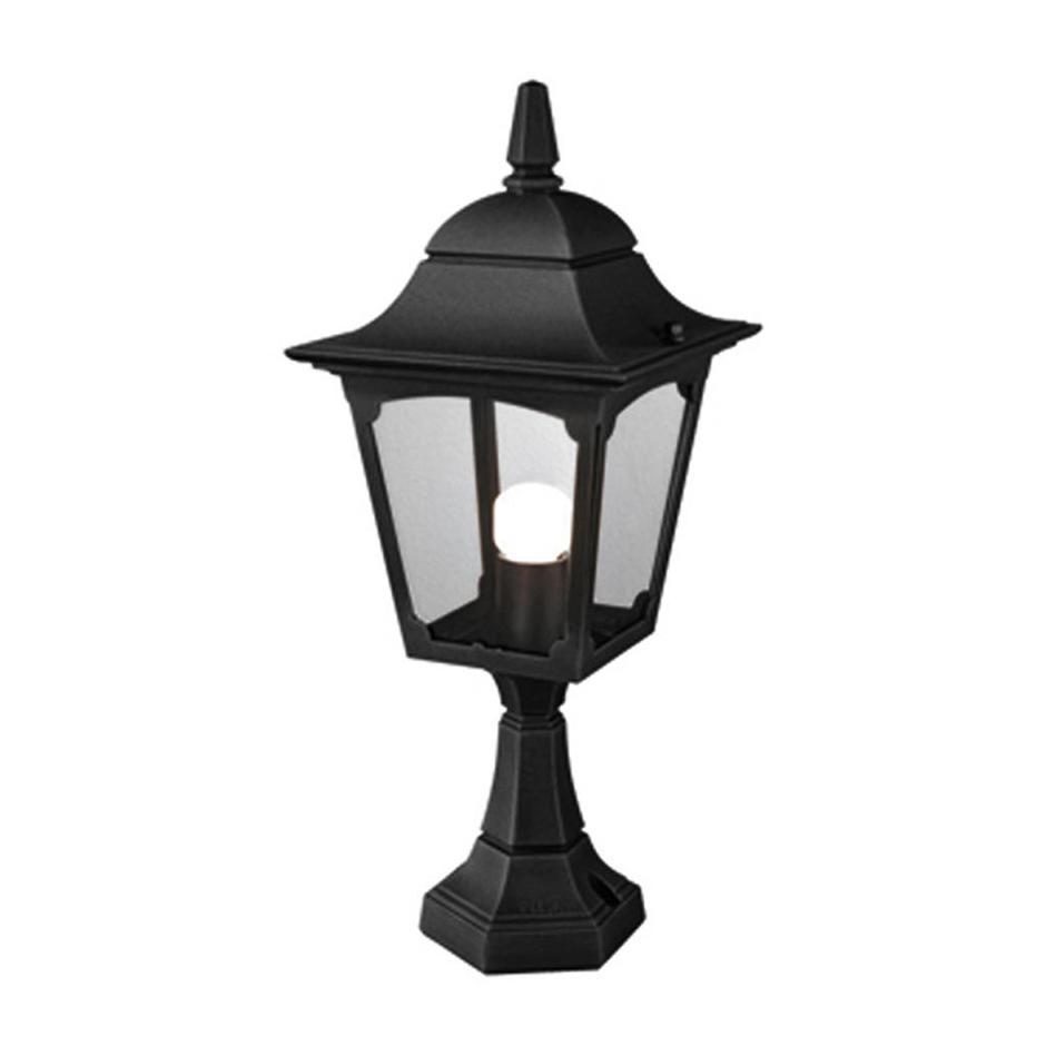 Chapel Outdoor Pedestal Lantern