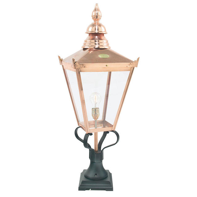 Buy Turin Grande Outdoor Pedestal Lanterns By Norlys: Buy Chelsea Grande Outdoor Pedestal Lanterns By Norlys
