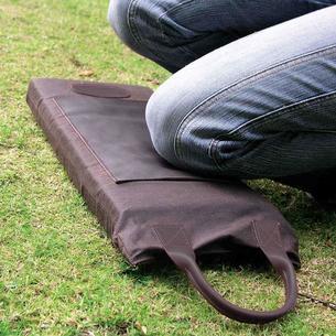 Leather Kneeler