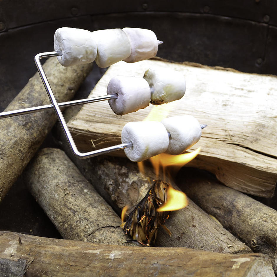 Marshmallow Toasting Fork