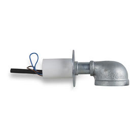 Galvanised Wall Mounted LED Path Light