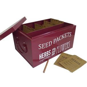 Seed Packet Storage Organiser