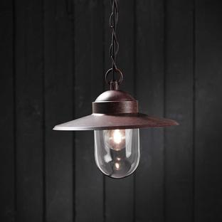 Luxembourg Outdoor Hanging Lighting