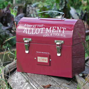 Allotment Tool & Tuck Box