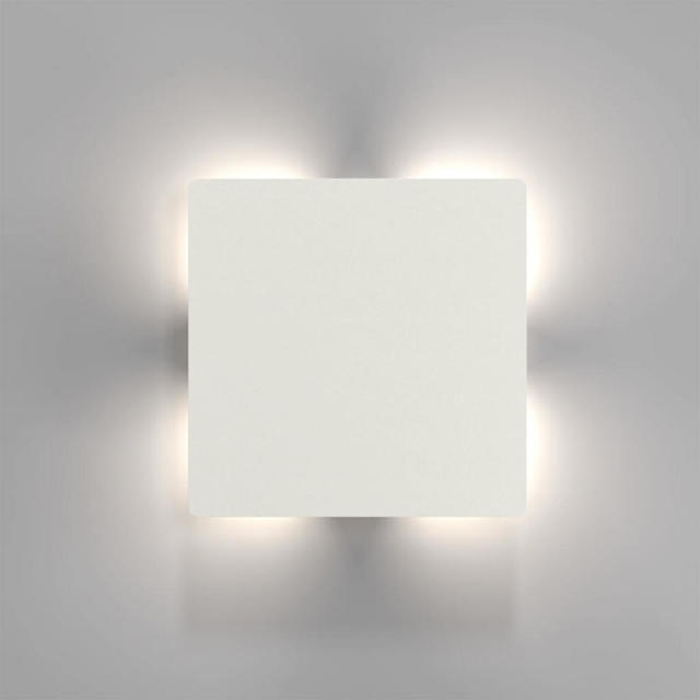 Wall Light Quadro: Buy Quadro Disc Outdoor LED Lighting By Design For The