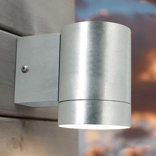 Castor Maxi LED Single Outdoor Wall Lighting