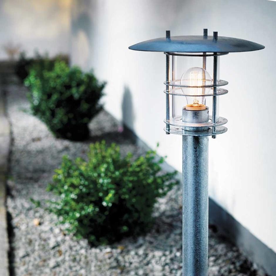 Fredensborg Outdoor Pillar Lighting