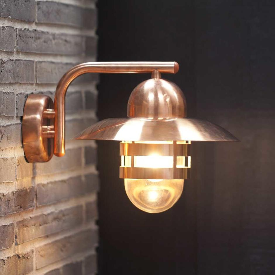 Nibe Outdoor Wall Lighting