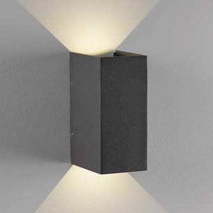 Up Down Outdoor Lighting Up and down outdoor lights for walls norma updown outdoor led wall light workwithnaturefo
